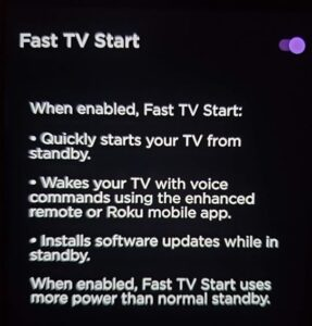 Not Cable Roku App Device Settings Fast Tv Start